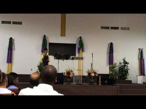 Freedom In Christ - Minister Tab Manning