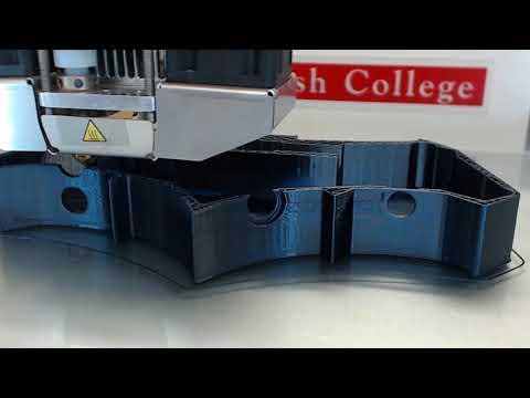 Wabash College 3D Printing and Fabrication Center - BatSpec Print (4/2018)
