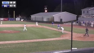 LIVE STREAM: Baseball vs. Ohio Christian: Game 2 (CONTINUED):