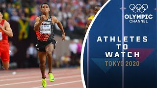 Athletes to Watch - Tokyo 2020…