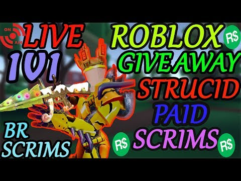 Roblox Strucid Live - YouTube