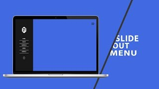 Slide Out Menu | CSS - JQUERY Tutorial