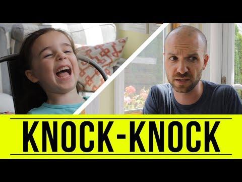 When Kids Tell Knock-Knock Jokes | FREE DAD VIDEOS