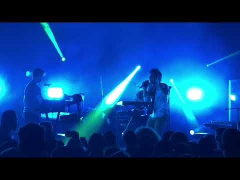 """""""Cry Like a Ghost"""" by Passion Pit, live at 9:30 Club — January 10, 2018"""