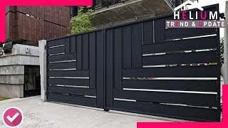 HAVE YOU LOOK THIS 50+ Modern Gate Design You