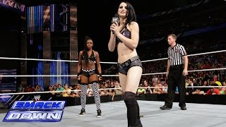 Naomi vs. Paige: SmackDown, July 25, 2014