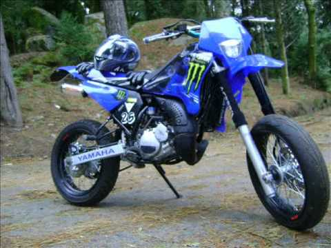 Racing Exhaust For Yamaha Dt