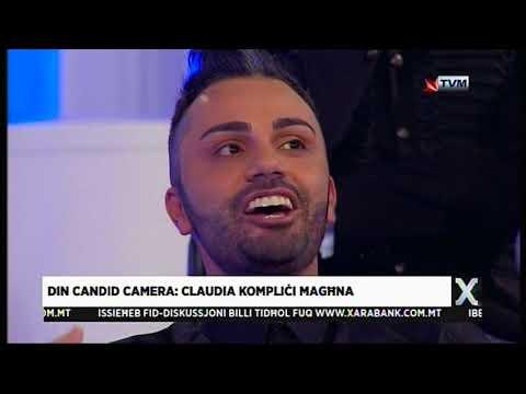 Xarabank Candid Camera - Avenue Sky & Claudia Faniello