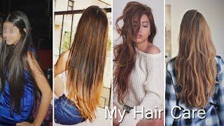 Мой уход за волосами:Продукты,цвет и советы(, 2015-09-28T08:00:01.000Z)