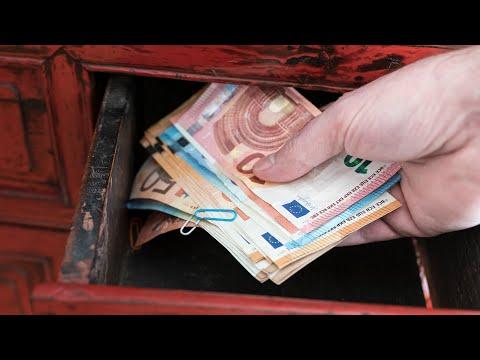 Wie viel Geld braucht der Mensch? - w534