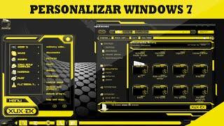 Dicas - Personalizar area de trabalho windows 7 - Icones