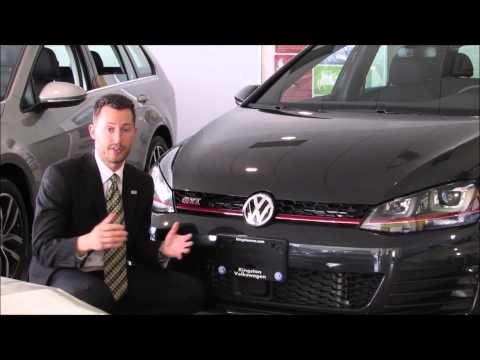 Kingston VW - Collision Avoidance Feature