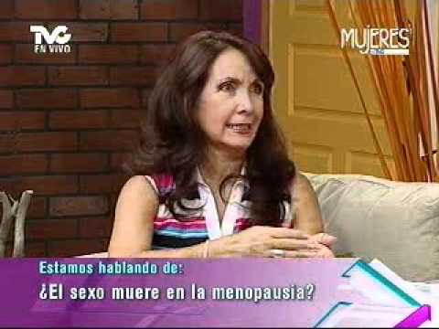 ¿El Sexo Muere en la Menopausia? (METVC)