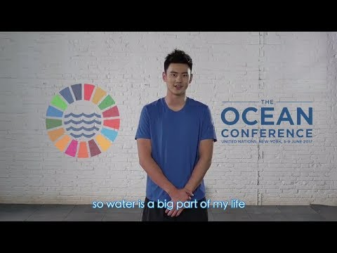 Ning Zetao (China) - The Ocean Conference (5-9 June 2017)