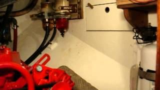 Sirocco engine room tour