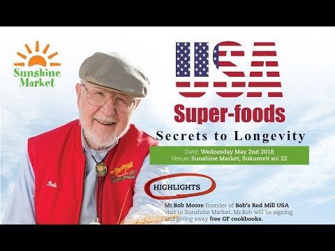 Shop Special Event, USA Superfoods with Bob Moore