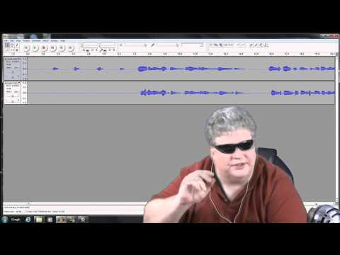 Multitrack Recording with Audacity Digital Sound Editor