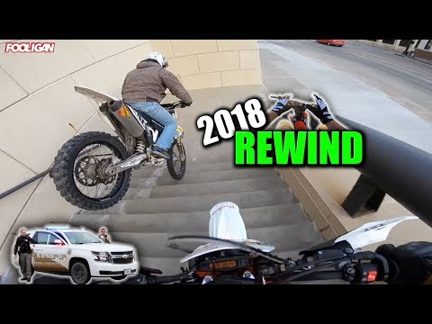 Crashes, Cops, and Crazy Moments of 2018