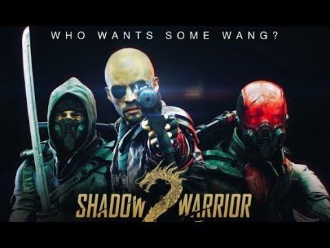 Shadow Warrior 2 - The Ninja Scrolls