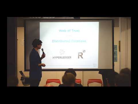 "Jonathan Chester's presentation at the Wicked Crypto Meetup (2017): ""Introduction to Blockchain for Enterprise"""