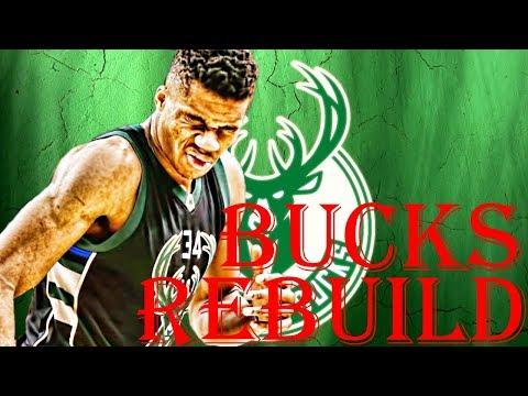 3-PEAT!?!? REBUILDING THE MILWAUKEE BUCKS!! NBA 2K19