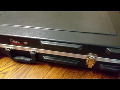 Orginal Video Ernie Ball Music Man Reflex Game Changer Unboxing