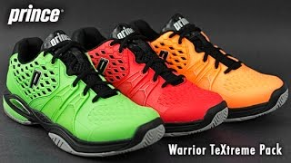 Tennis Shoe Preview: Prince Warrior TeXtreme