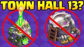 Baixar Town Hall 13 Clash of Clans Update - 5 BIG Things We WON'T GET!