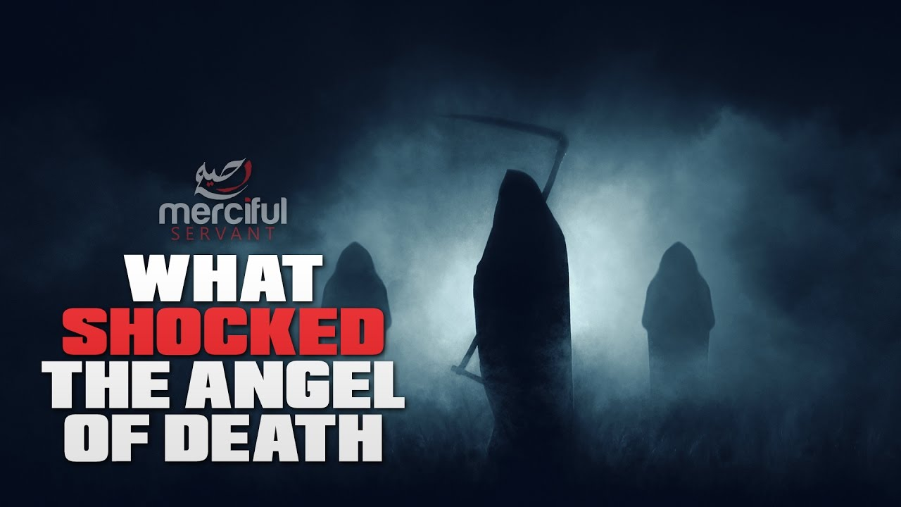 Angel Of Death 2017 what shocked the angel of death?