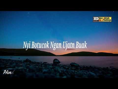 Korampak Burok Iyau (Lagu Dayak Jangkang Lirik Vidio)