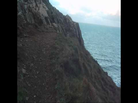 Cornwall Coastal Walk Part 1: Morwenstow To Steeple Point 20/12/2014