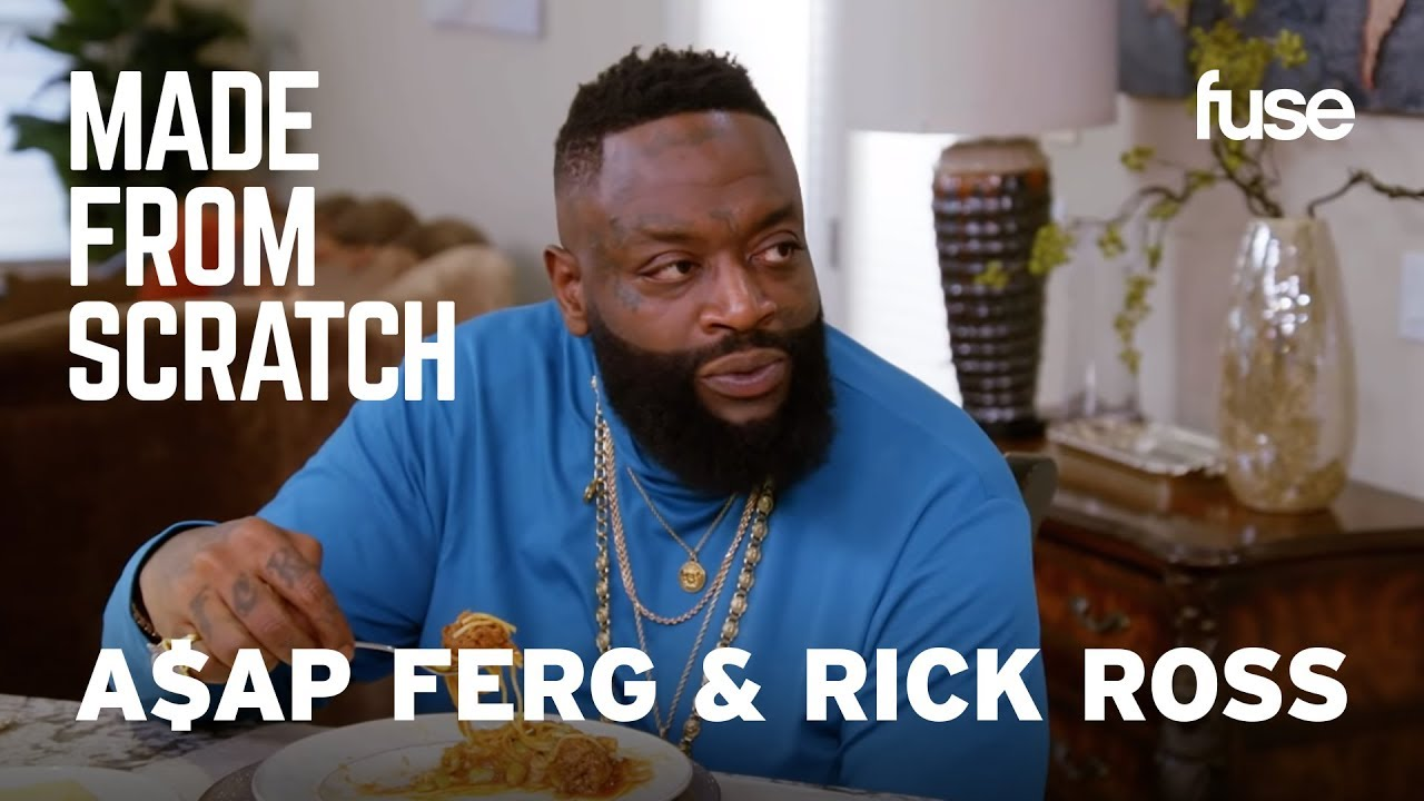 Image result for made from scratch rick ross
