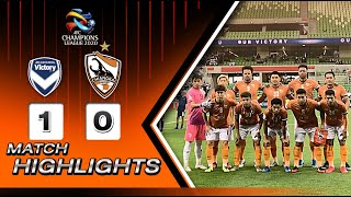Match Highlights | Melbourne Victory 1-0 Chiangrai United | AFC Champions League 2020
