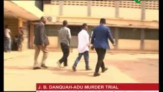 THE PATHOLOGIST TO CONDUCT FRESH INVESTIGATIONS IN J.B. DANQUAH-ADU MURDER