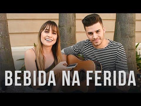 Bebida na Ferida - Zé Neto e Cristiano (Cover por Mariana e Mateus)