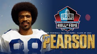 Class of 2021 Hall of Fame Knocks Drew Pearson