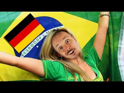 Hunsrückisch: Hunsrücker German In Brazil?   Get Germanized