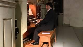 J. S. Bach - Prelude and Fugue in E Minor BWV 533