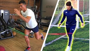 THE CRISTIANO RONALDO WORKOUT