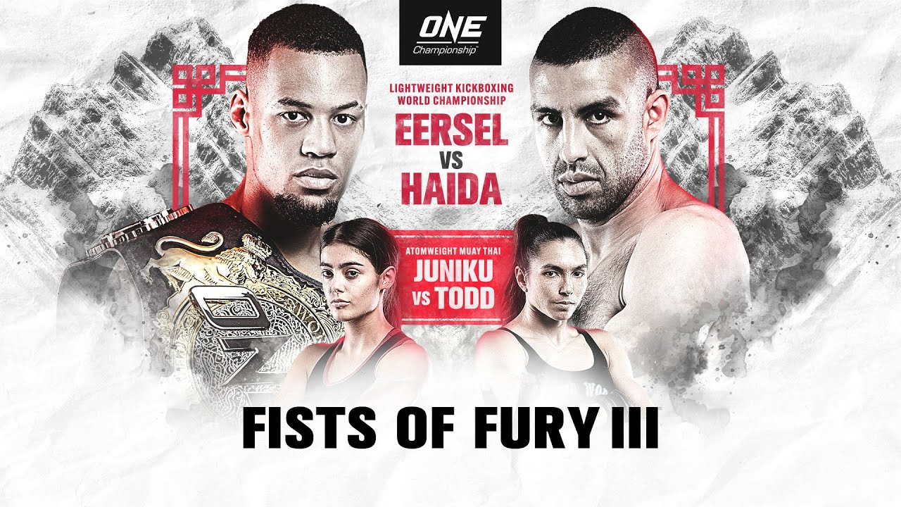 ONE Championship: FISTS OF FURY III | Full Event