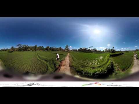 Wonderful Indonesia 2016 - Bali in 360 !
