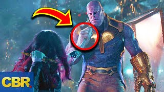 10 Thanos Weaknesses Marvel Keeps On The Down Low