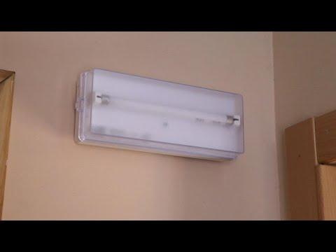 Instalar Una Luz De Emergencia - Bricomanía