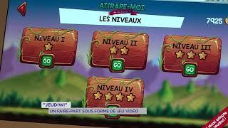 """""""Jeudiwi"""" : Un faire-part sous forme de jeu vidéo"""