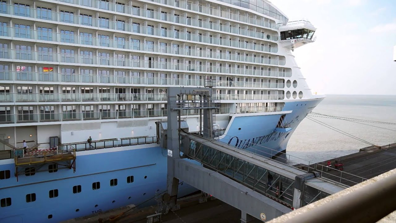 Webcam Bremerhaven Cruise Center