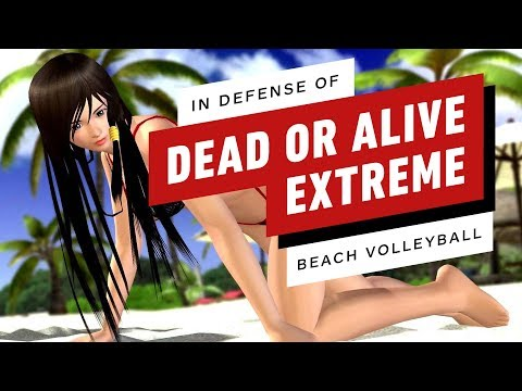In Defense Of Dead Or Alive Xtreme Beach Volleyball