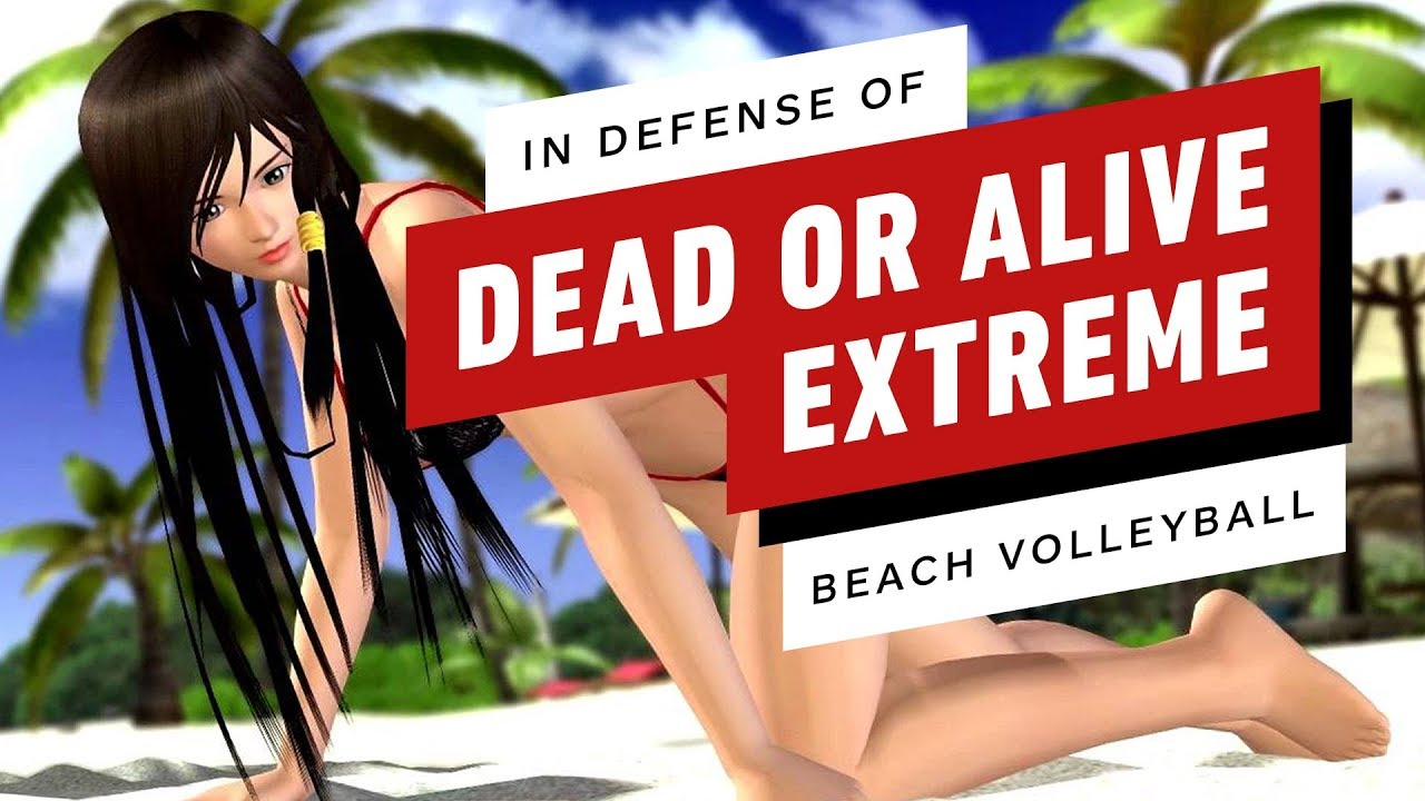 Download In Defense of Dead or Alive Xtreme Beach Volleyball