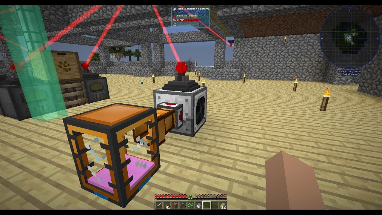 How To Make Pink Slime Minecraft | Astar Tutorial