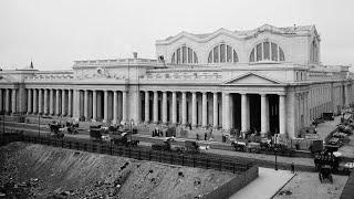 Madison Square Garden, Penn Station, Old World New York, Hippodrome, Carnegie, Diana & Antiquitech
