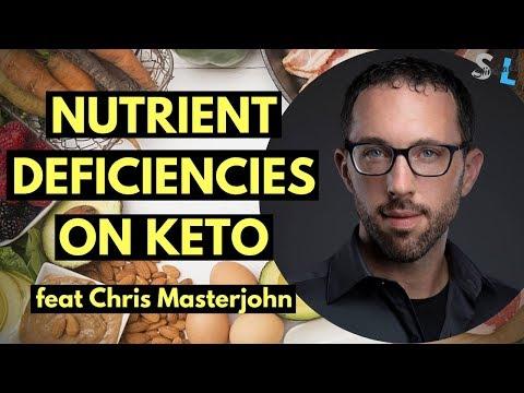How to Avoid Nutrient Deficiencies on Keto Diet Chris Masterjohn PhD